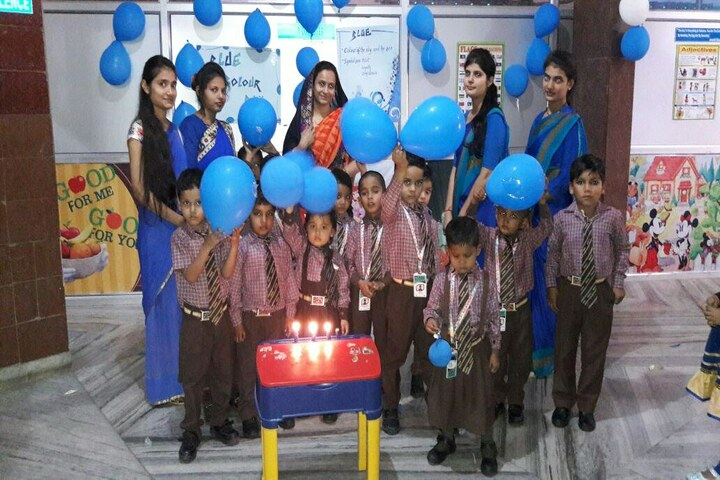 Pt Babu Ram Pandey Academy-Birthday Celebrations