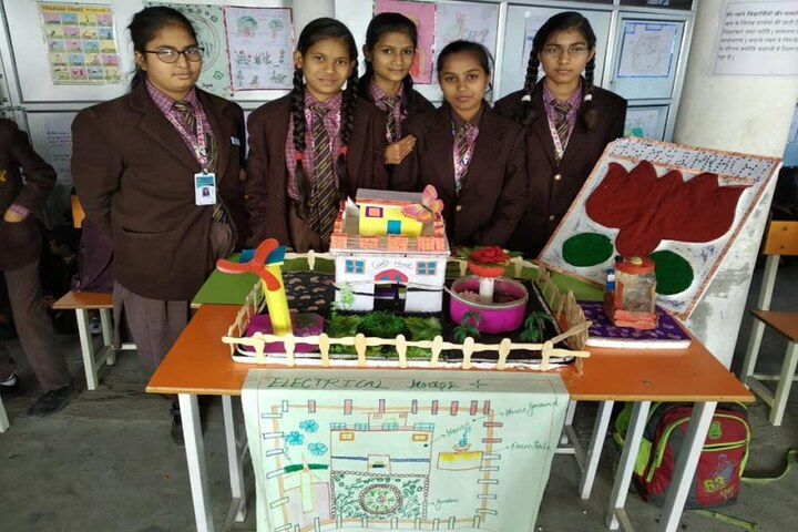 Pt Babu Ram Pandey Academy-Science Exhibition