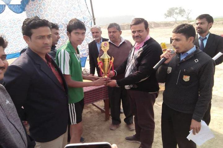 Pt Babu Ram Pandey Academy-Achievement