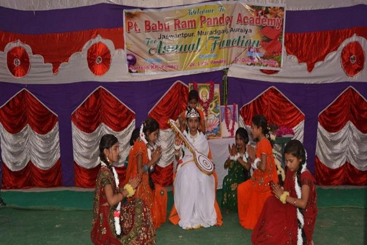 Pt Babu Ram Pandey Academy-Annual Day Celebration