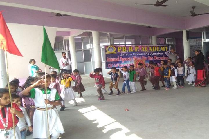 Pt Babu Ram Pandey Academy-Annual Sports Day Celebration