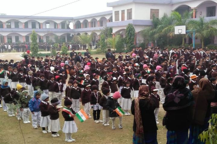 Pt Babu Ram Pandey Academy-Assembly