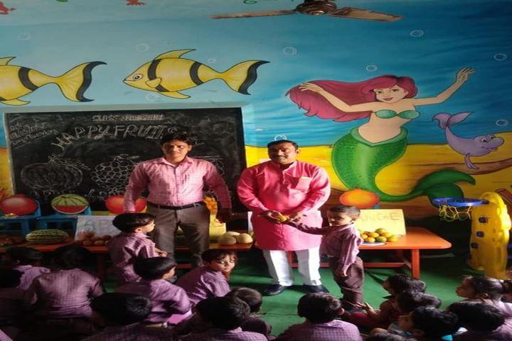 Pt Babu Ram Pandey Academy-Class Room