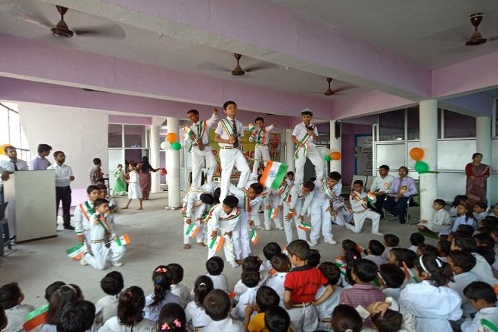 Pt Babu Ram Pandey Academy-Independence Day Celebration