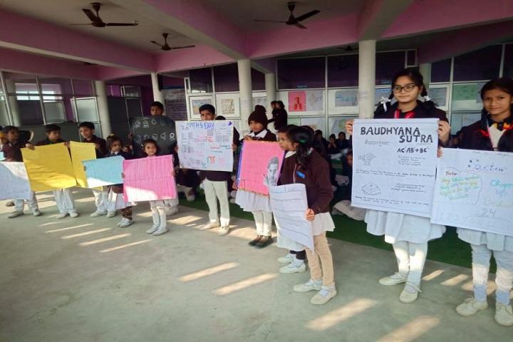 Pt Babu Ram Pandey Academy-Poster Presentation