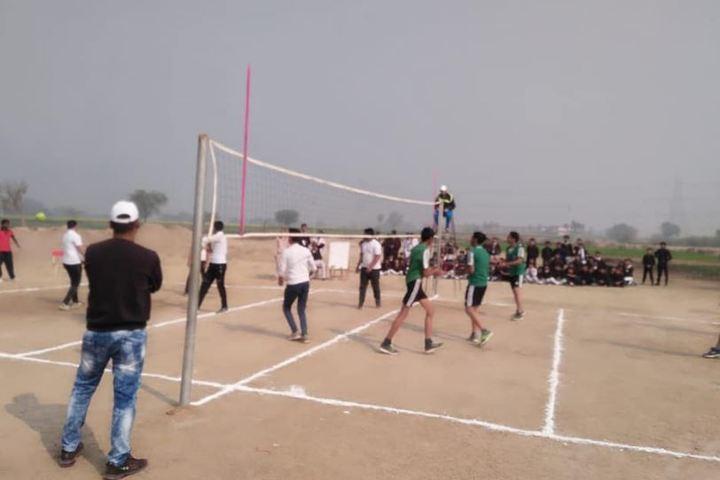 Pt Babu Ram Pandey Academy-Sports