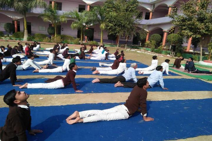 Pt Babu Ram Pandey Academy-Yoga