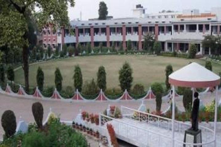 Pt Deen Dayal Upadhyaya Sanatan Dharma Vidyalaya-Campus