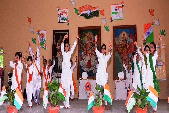 Pt Deen Dayal Upadhyaya Sanatan Dharma Vidyalaya-Independence Day