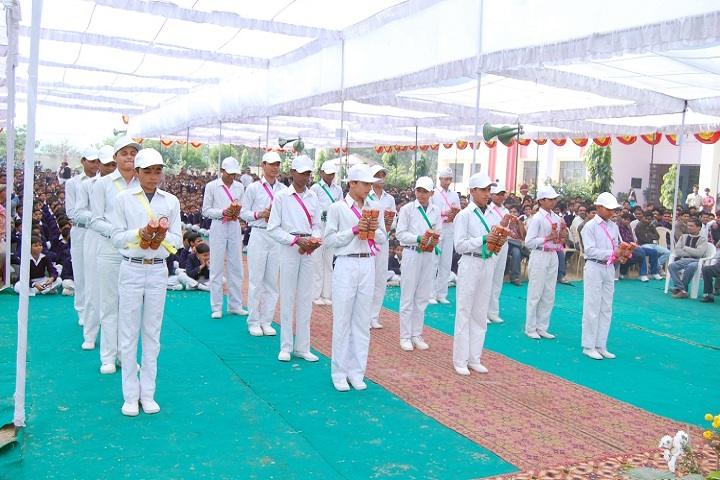 Pt Deendayal Upadhyay Saraswati Vidya Mandir Inter College-Event