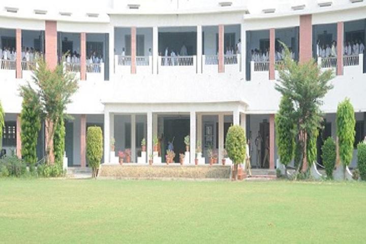 Pt Deendayal Upadhyay Saraswati Vidya Mandir Inter College-Building