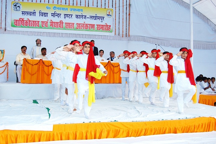 Pt Deendayal Upadhyay Saraswati Vidya Mandir Inter College-Activity