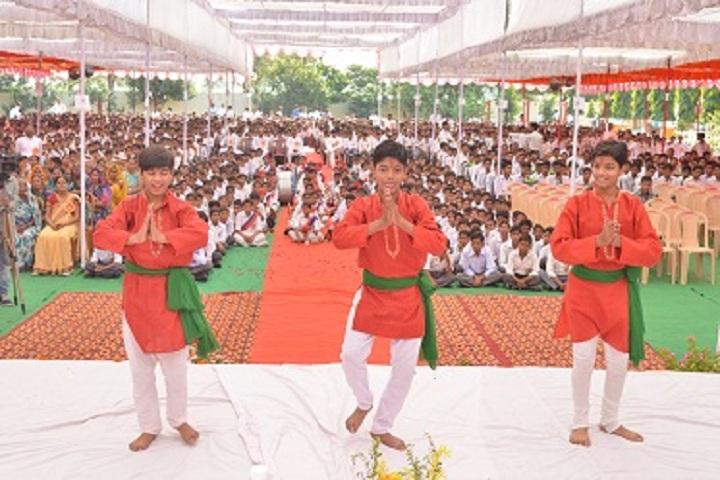 Pt Deendayal Upadhyay Saraswati Vidya Mandir Inter College-Dance