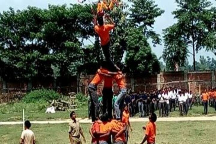 Pt Deendayal Upadhyay Saraswati Vidya Mandir Inter College-Cultural Activity