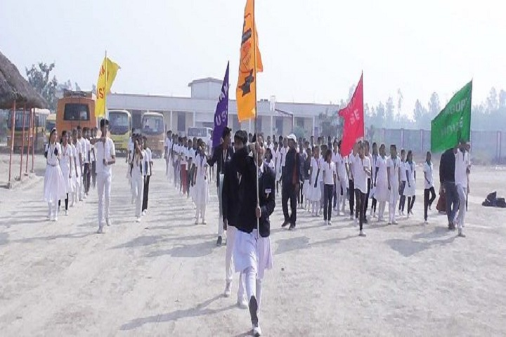 Pt Nagesh Dutt Public School-Sports Day