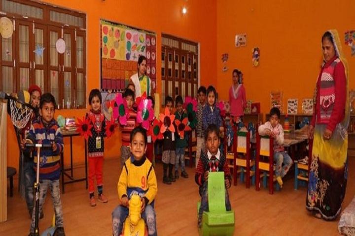 Pt Nagesh Dutt Public School-Kinder Garten