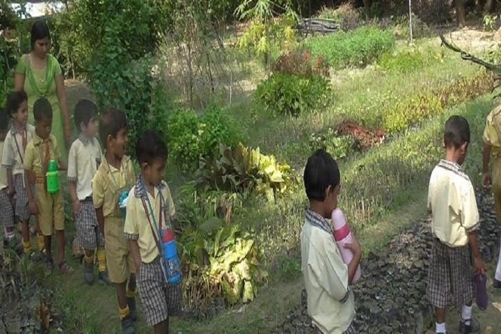 Pt Nagesh Dutt Public School-Field Trip