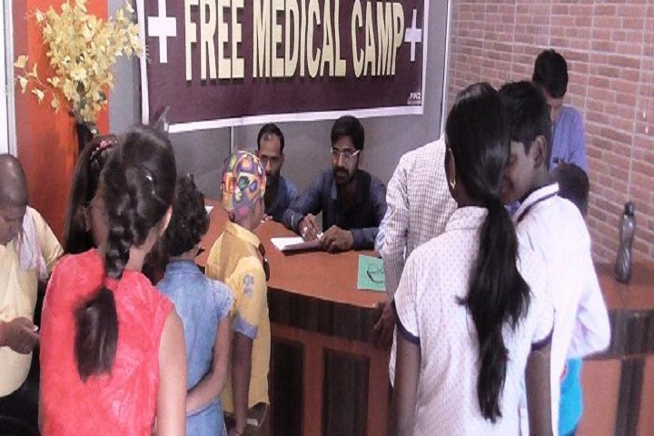Pt Nagesh Dutt Public School-Health Checkup