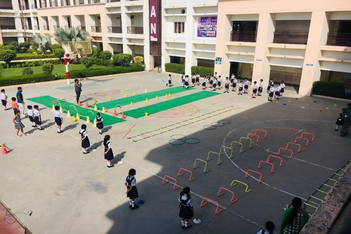 R A N Public School-Activity