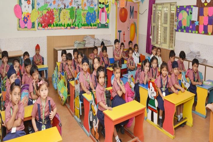 R A N Public School-Preprimary Classroom