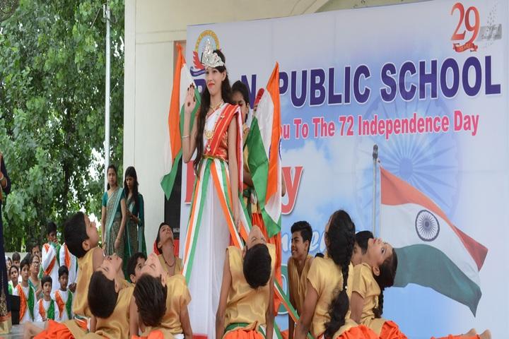 R A N Public School-Republic day Celebration