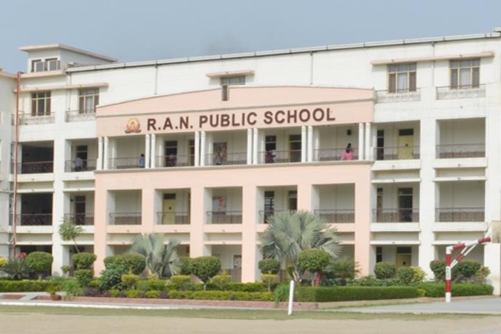 R A N Public School-School Building