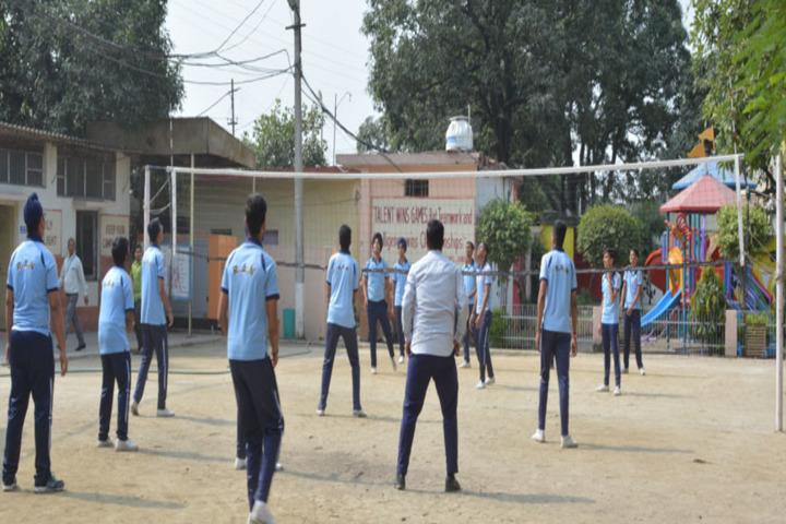 R A N Public School-Sports