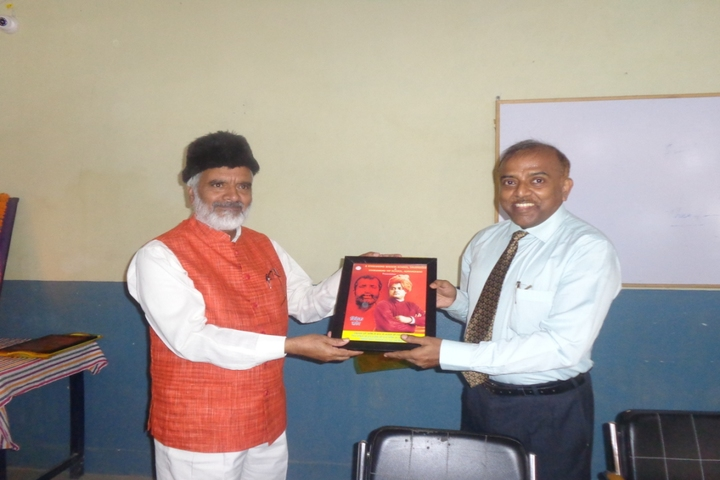 Vivekanand Mission School-Prizes