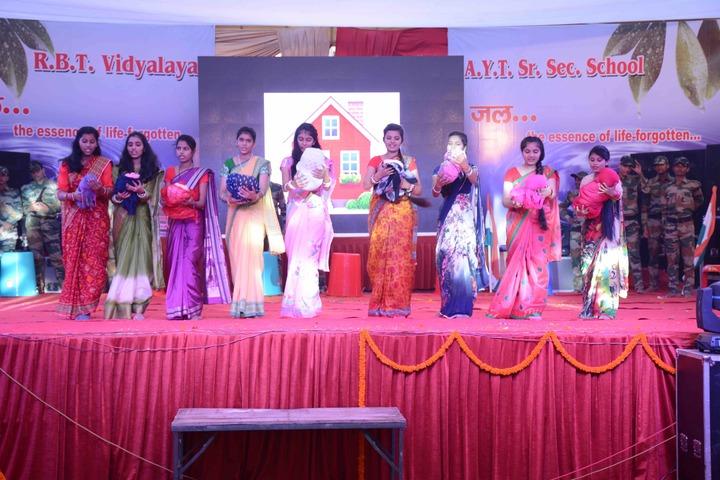 R B T Vidyalaya-Drama
