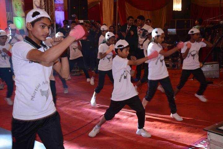 R B T Vidyalaya-Martial Arts