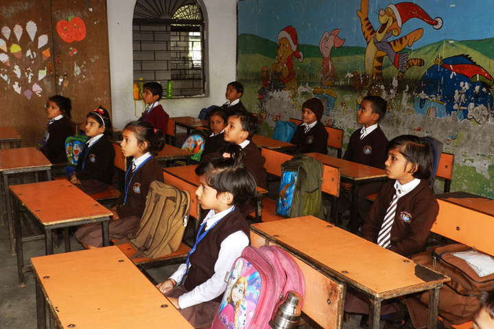 R K Education Centre-Classroom