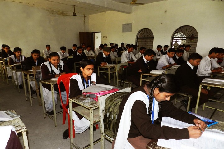R K Education Centre-Classroom1