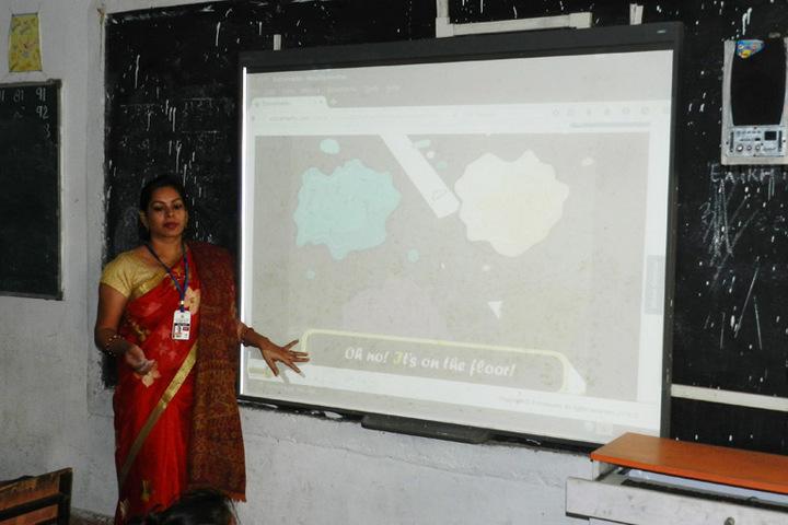 R K Education Centre-Digital Classroom