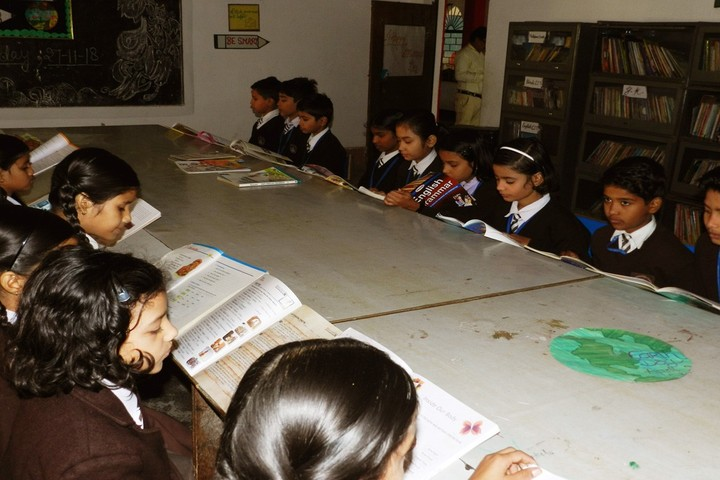 R K Education Centre-Library