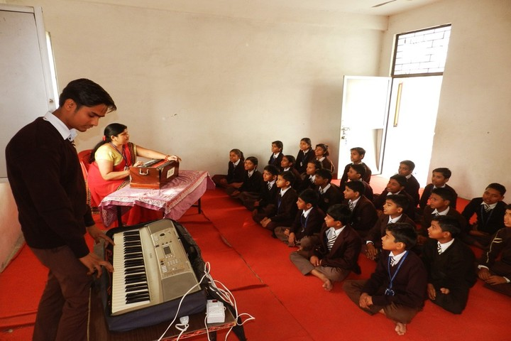 R K Education Centre-Music Room