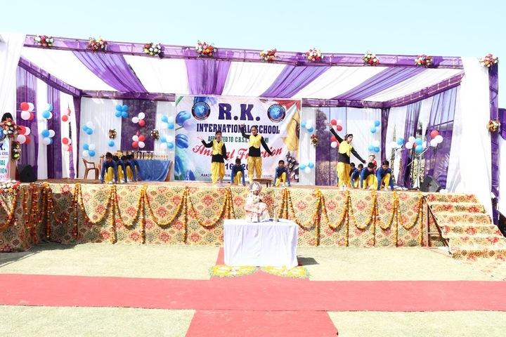 R K International School-Annual Day