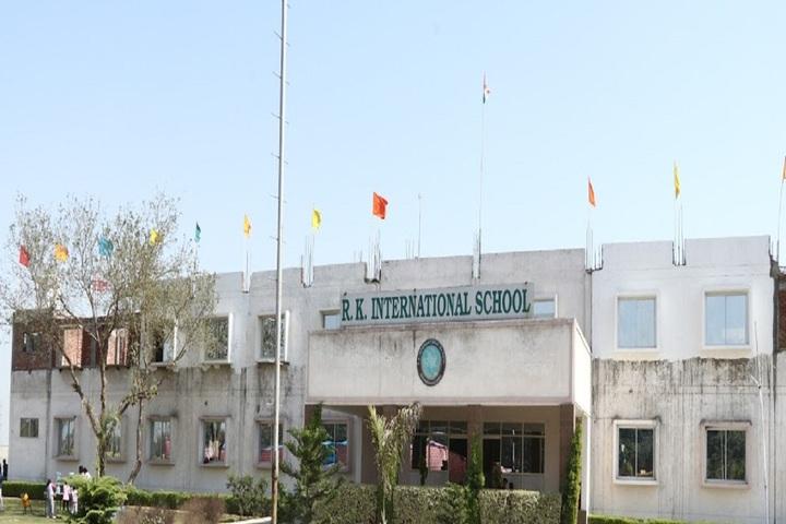 R K International School-Campus View