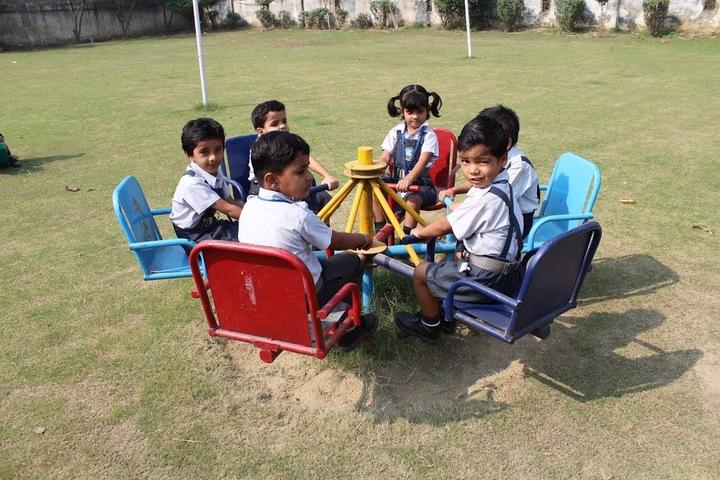 R K International School-Play Ground