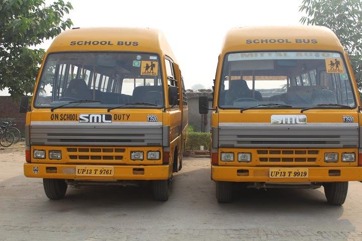 R K International School-Transport
