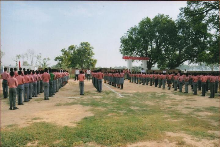 R L S Convent School-Assembly