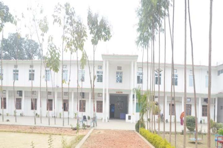 R L S Convent School-Campus