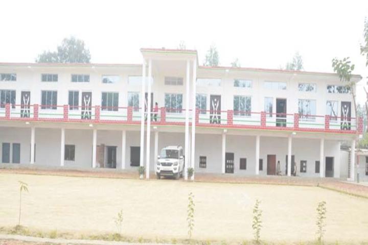 R L S Convent School-Campus View