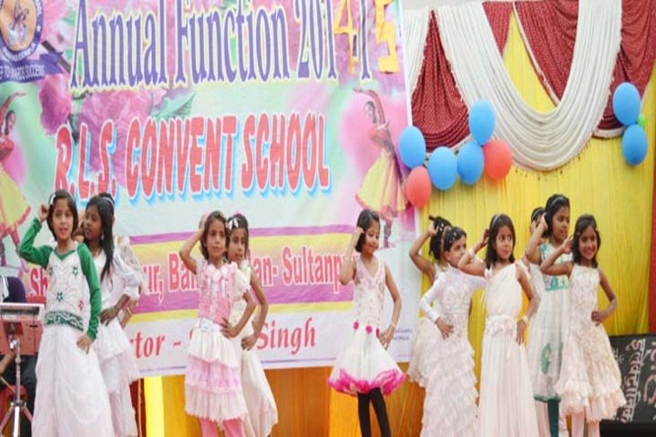 R L S Convent School-Event