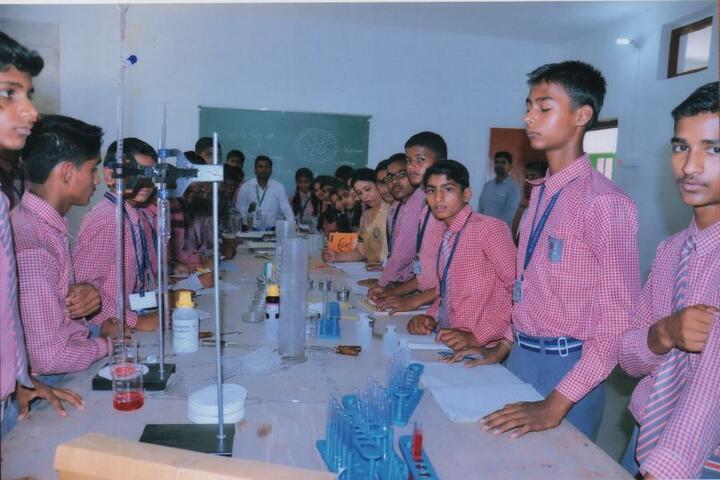 R L S Convent School-Laboratory