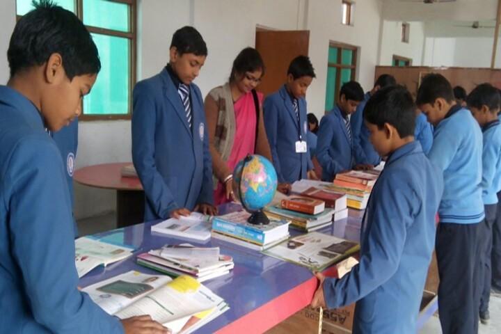 R L S Convent School-Library
