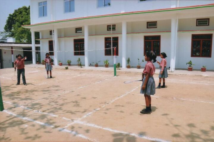 R L S Convent School-Sports