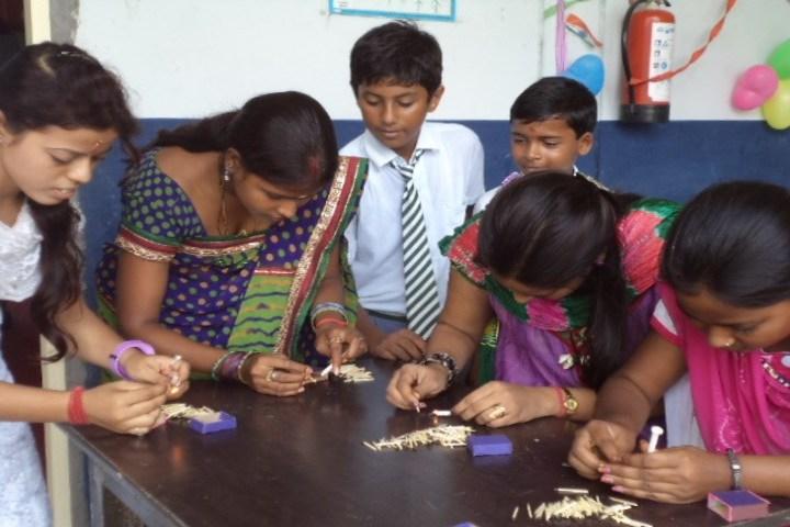 R N International School-Activity