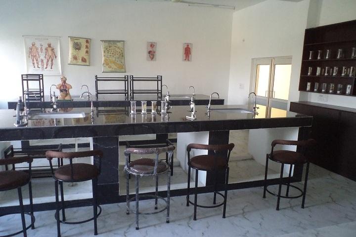 R N International School-Biology Lab