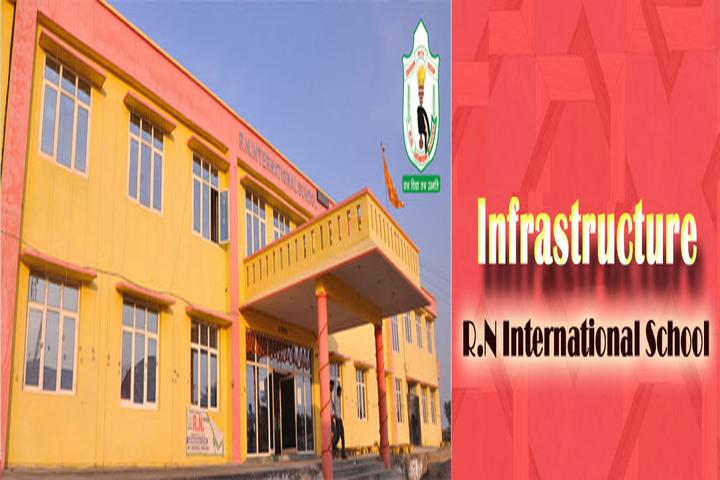 R N International School-Campus
