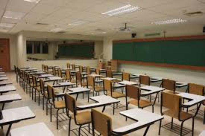 R N International School-Classroom